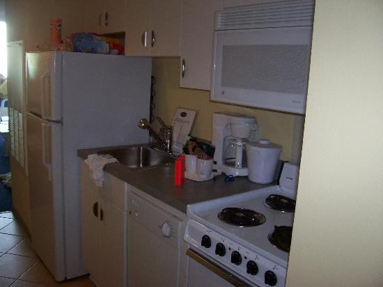 Avista Resort: Kitchen