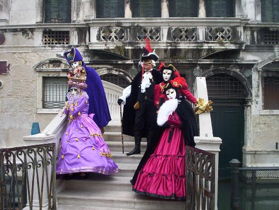 Hotel Giorgione: Carnival Time!