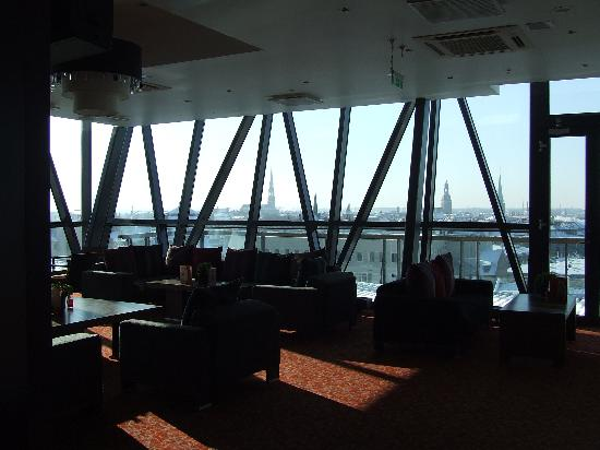 Отель Albert: Star Lounge Bar in the daytime