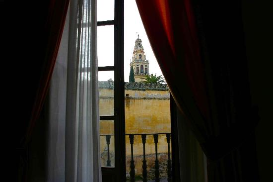 Hotel Mezquita : View of the Mezquita from our room