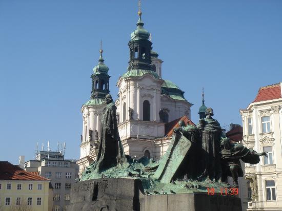 Adria Hotel Prague Photo