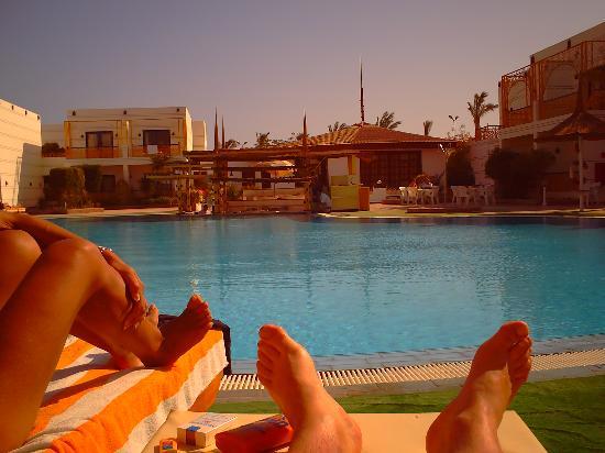 Tropicana Rosetta & Jasmine Club: La plus belle piscine du Rosetta