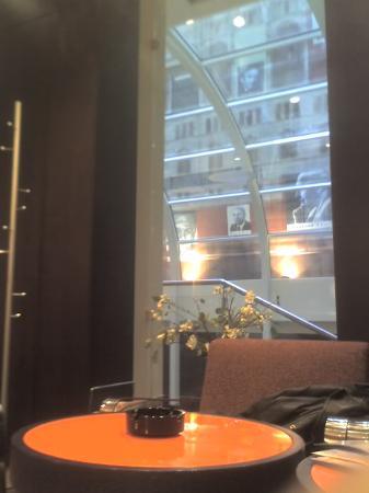 Hotel Parlament: Lounge bar