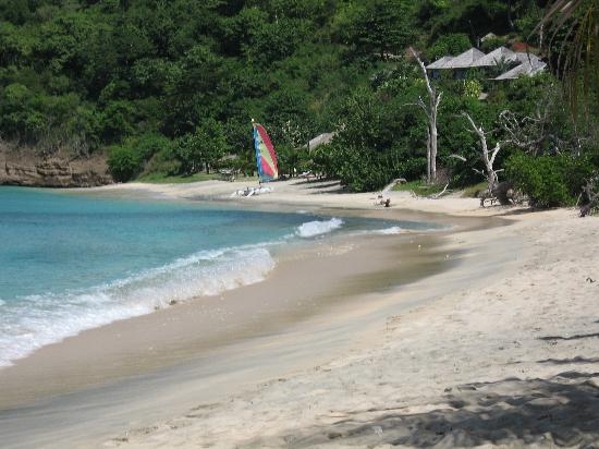 Grenada Gold Guest Apartments: A wedding location!