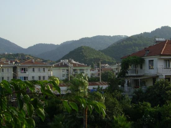 كلوب تركويز أبارتمنتس: view from balcony