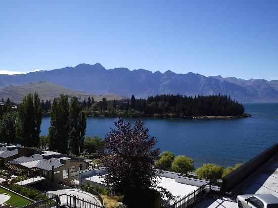 Rydges Lakeland Resort Hotel Queenstown: View from 509