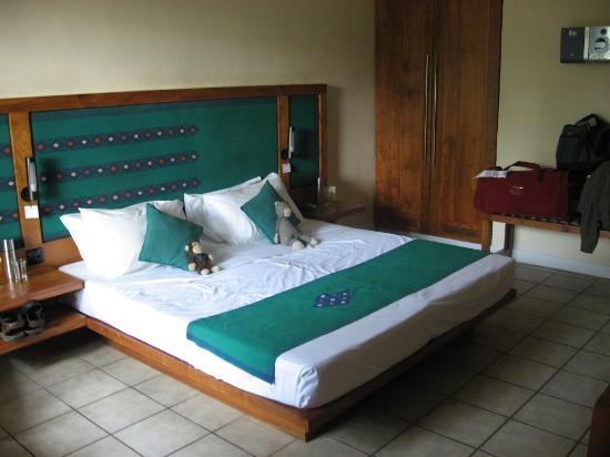 Hotel Mermaid & Club: Our room (259)