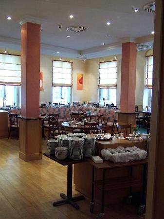 pentahotel Braunschweig: The attached Augustus restaurant