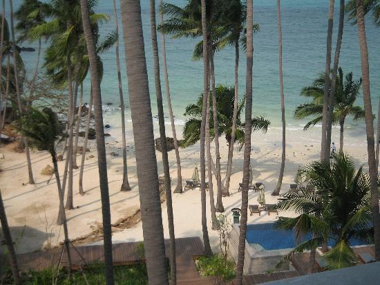 Four Seasons Resort Koh Samui Thailand : View from Villa 70?