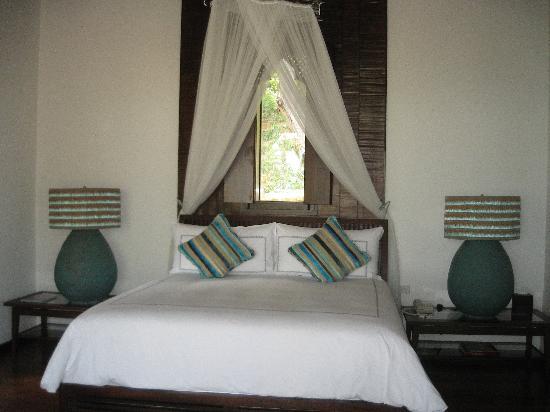 Four Seasons Resort Koh Samui Thailand : heavenly Bed