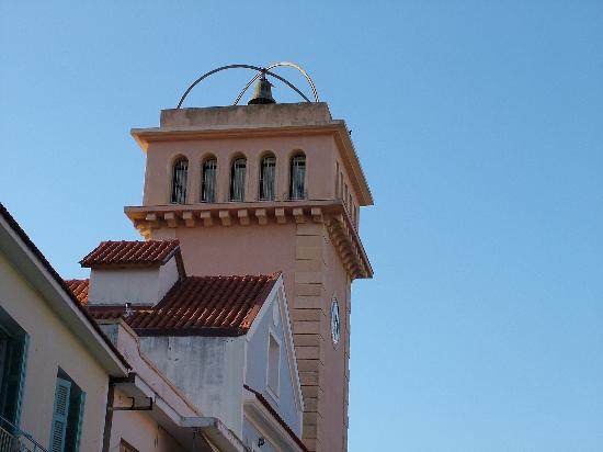 Cephalonia, Greece: The old bell tower