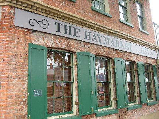 ‪The Haymarket Boutique Hotel‬