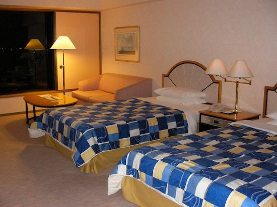 Hilton Tokyo Bay: Beds