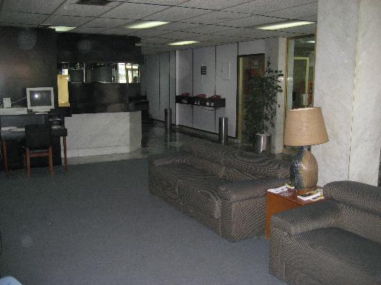 Lobby at Mallorca Hotel