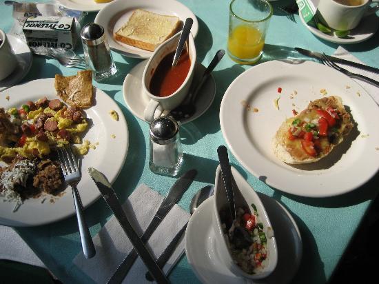 Mallorca Hotel: Breakfast