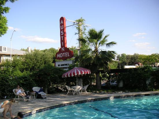 Austin Motel Photo