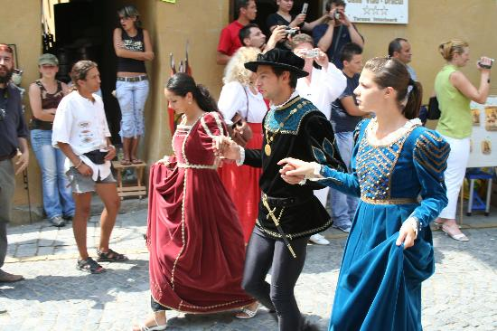 Sighisoara, Romania: The Mediaeval Festival