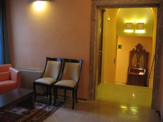 Palazzo Selvadego: Interiores Selvadego