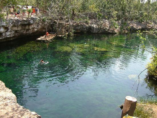 Iucatão, México: Ponderosa Cenote 2007