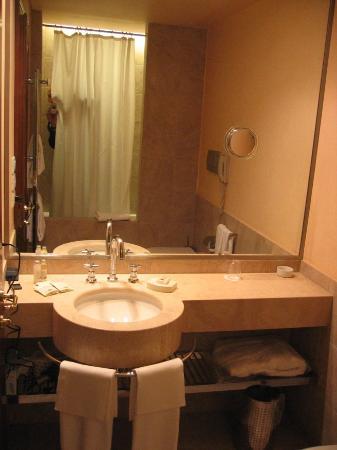 Palazzo Selvadego: Baño