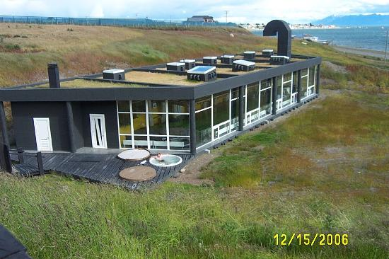 Remota: The recreation building
