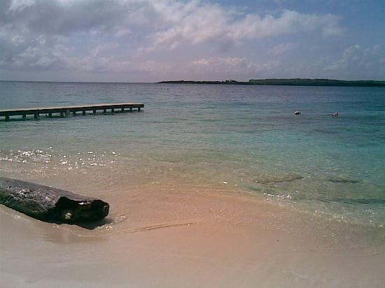 Coro, فنزويلا: Dock at Cayo Sombrero