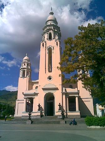 Panteon Nacional, Caracas (Simon Bolivar's remains are in here)