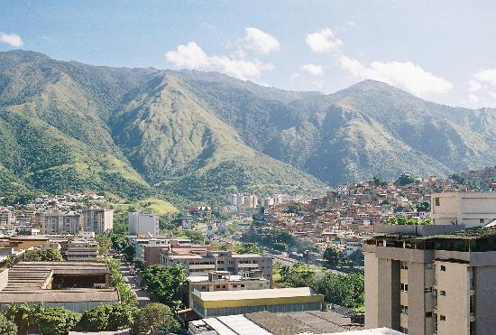 Avila moutain range, Caracas