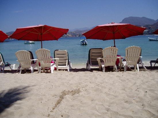 Zihuatanejo, Mexique : Las Gatos Beach Otillas
