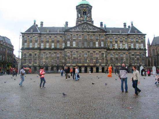 Dam Square Picture Of Amsterdam North Holland Province