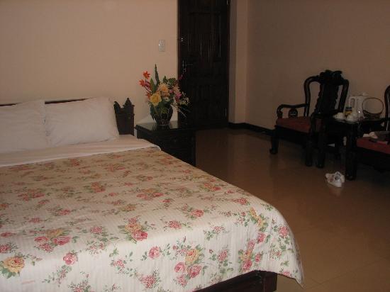 Lucky Hotel: Deluxe room