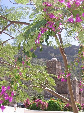 Coco Cabanas Loreto: San Javier Mission