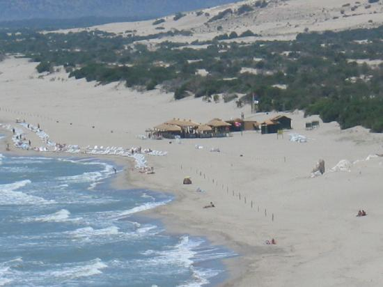 Patara Golden Pension: The beach