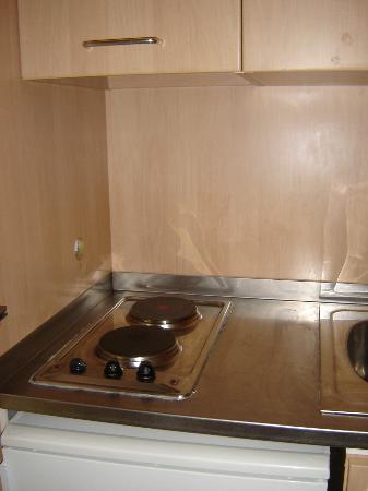 Lei Ibz Hotel: cocina