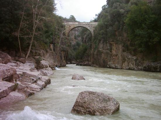 Koprulu Canyon Photo