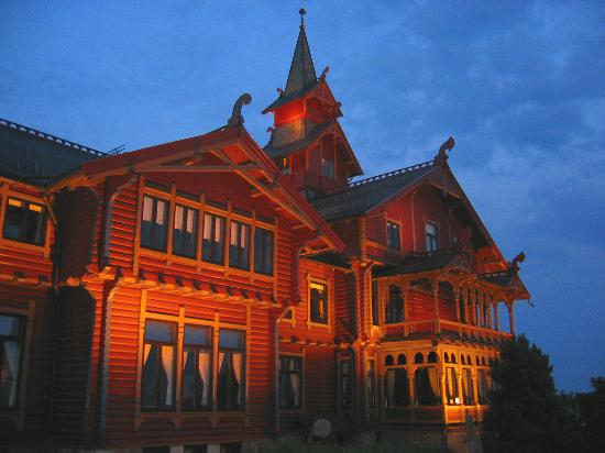 Scandic Holmenkollen Park: at dusk