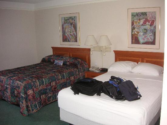 La Quinta Inn & Suites Greenville Haywood: Bed