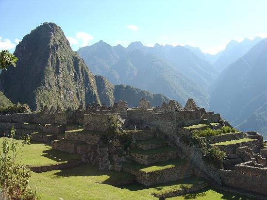 Machu Picchu Imagem