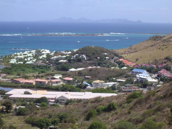 Le Domaine Beach Resort & Spa: Anse Marcel