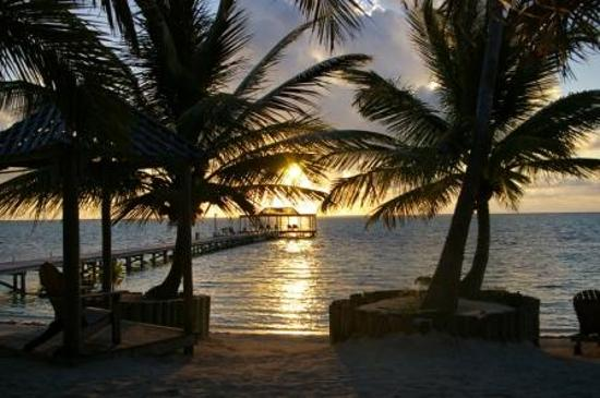Matachica Resort & Spa : Sunset