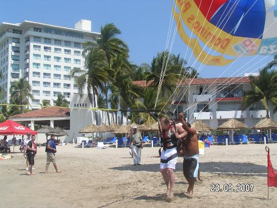 Holiday Inn Resort Ixtapa : 20 $ us pour faire çelà