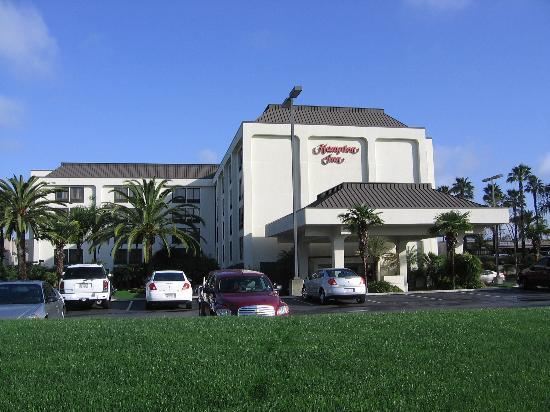 Hampton Inn San Diego - Kearny Mesa: Hotel