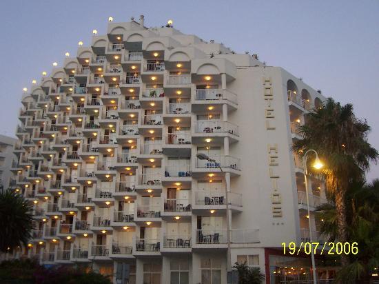 Helios Costa Tropical: Hôtel Helios II