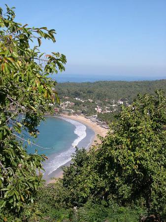 Mar de Jade Retreats Wellness Vacation: from Volcano Climb