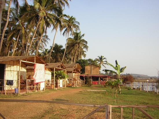 Alidia Beach Cottages: Our 2nd Home - Mandrem Beach