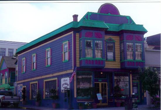 Victorian Corner : So colorful and beautiful!