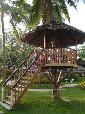 Ogtong Cave Resort: Elevated Hous/garden Paradise