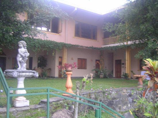 Villa Rosa: The Hotel iteslf