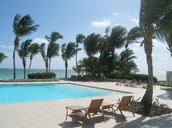 Tortuga Bay, Puntacana Resort & Club: Spa & club house pool
