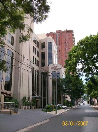 asuncion crowne plaza asuncion hotel: